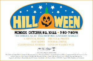 capitol hill new townhouse neigbhorhood halloween hilloween