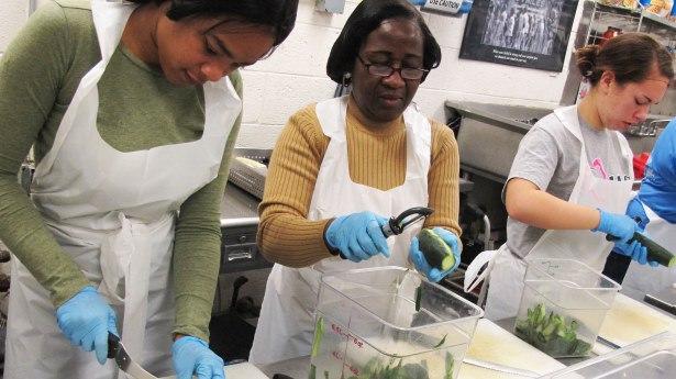 Thanksgiving Volunteer Opportunities