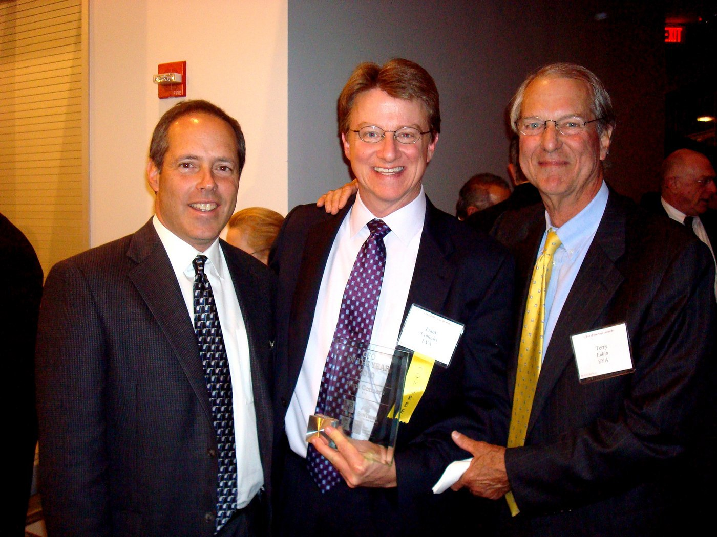 EYA's Frank Connors Named CFO of the Year