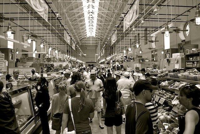 Southeast's Weekend Destination: Eastern Market