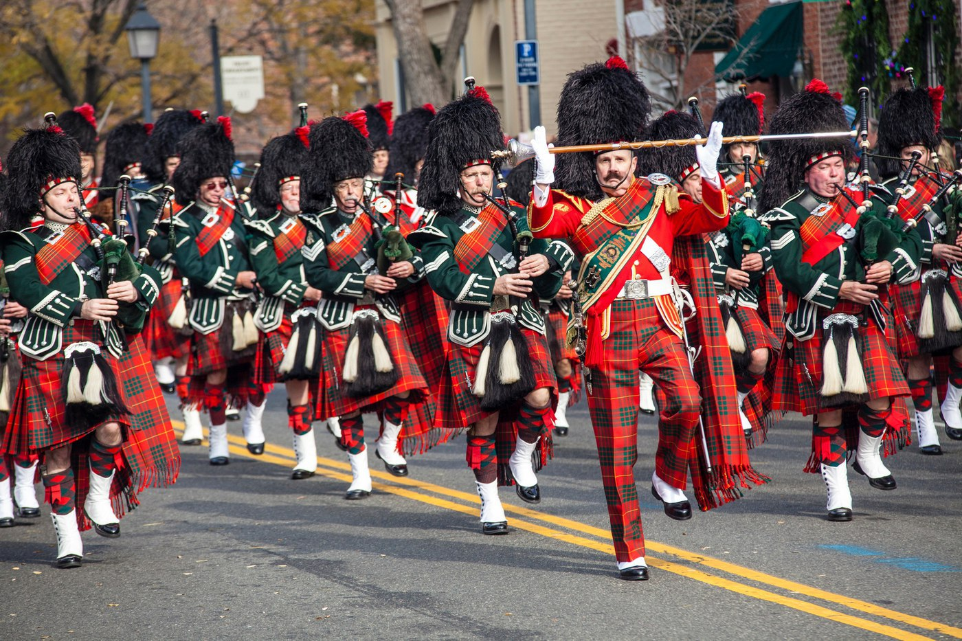 Scottish Walk Parade