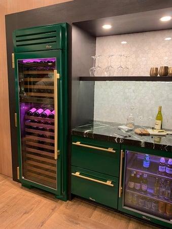 True Refrigeration Green 2-1