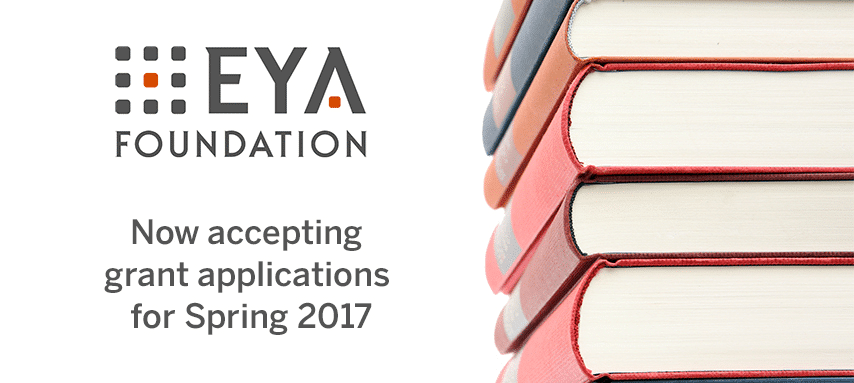 EYA Foundation now accepting grant applications