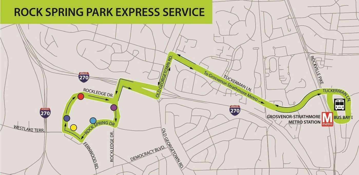 Free Express Metro Shuttle Begins at Montgomery Row
