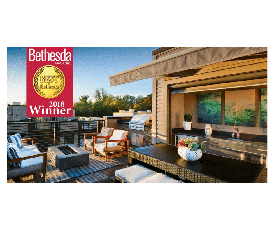 EYA neighborhoods voted Best Of Bethesda