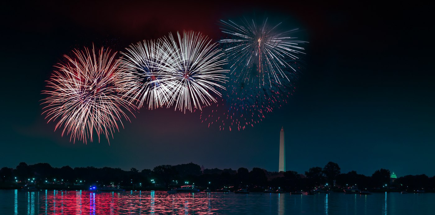 Your Guide to D.C. Fireworks This Fourth of July